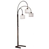 Crush Arc Floor Lamp
