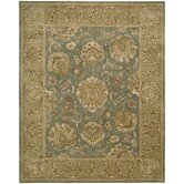 Nourison Blue/Tan Rug