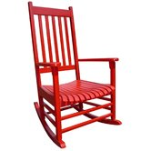 Somer Hunter Rocking Chair