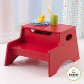 Step N' Store Stool in Red