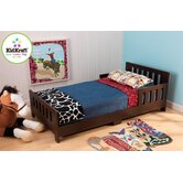 Charleston Toddler Bed - Espresso