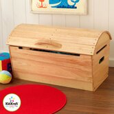 Round Top Storage Chest
