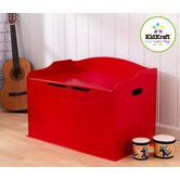 Austin Toy Box in Red