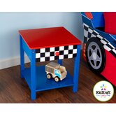Race Car 1 Drawer Nightstand