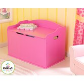 Austin Toy Box in Bubblegum