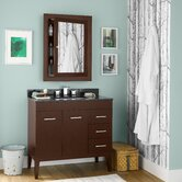 "Venus 36"" Vanity Set with Medicine Cabinet"