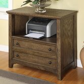 Newberry Printer Cabinet in Antique Oak