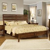 SBH Panel Bed