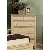 Hadley Pointe 5 Drawer Chest