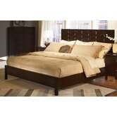 Moxi Panel Bed