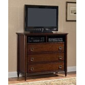 Waterford Place 3 Drawer Media Chest