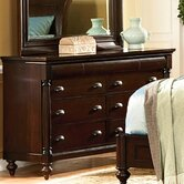 Harrison 6 Drawer Dresser