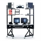 Corner Unit Performance LAN Station Workbench
