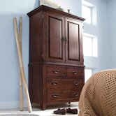Stonewater Four Drawer Armoire