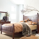 Stonewater Slat Bed