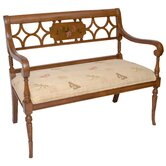 Empress Settee Loveseat