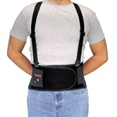 Spanbak™ Back Supports - small black spanbak backsupport