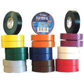 "Electrical Tapes - b17 - .75"" x 66' Red"