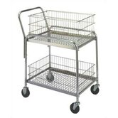 Compact Office Cart
