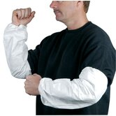 "Tyvek® Sleeves - tyvek sleeve 18"" elasticwrist & top"