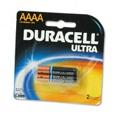 Ultra Power Alkaline Batteries with Duralock Power Preserve Technology, Aaaa, 2/Pack