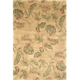 Ruby Ivory Tropic Surprise Rug