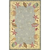 Colonial Ocean Surprise Novelty Rug