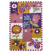 Kolorful Kidz Springtime Fun Kids Rug