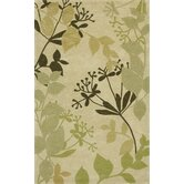 Bali Ivory Rainforest Rug