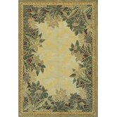 Sparta Beige Tropical Rug