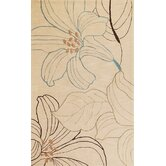 Bali Beige Lily Rug