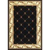 Corinthian Fleur-De-Lis Rug