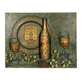 Wine Rectangular Wall Art