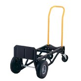 49&quot; x 21&quot; Nylon Convertible Hand Truck