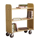 Diversified Woodcrafts Book Trucks