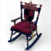 Rock A Buddies Royal Prince Kid's  Rocking Chair