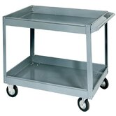 Service Carts - sc-2436 500-lb. cap. service cart w/5&quot; c