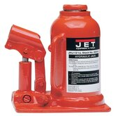 JHJ Series Heavy-Duty Industrial Bottle Jacks - 12-1/2t low profile hydraulic jack ind. h