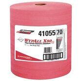 WypAll&reg; X80 Towels - wypall x80 shop pro jumbo rool red 475 per rol