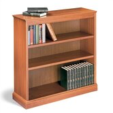 "200 Signature Series 36"" H Three Shelf Open Bookcase"