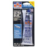 Ultra Series® RTV Silicone Gasket Maker - #77 ultra blue  multi-purpose gasket maker 3.35o