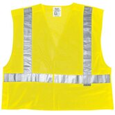 Luminator Class Ii Tear-Away Safety Vests Luminator Cls Ii Fluorescent Lm Tear-Away Poly: 611-Cl2Mlxl - luminator cls ii fluorescent lm tear-away poly
