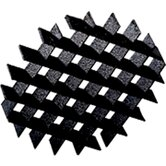 "3-1/2"" Cube Cell Louver for Landscape Lighting"