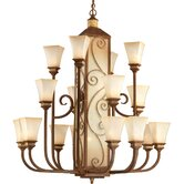 Marcella 20 Light Chandelier