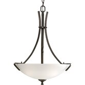 Westin 3 Light Inverted Pendant