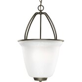 New Bedford 3 Light Inverted Pendant