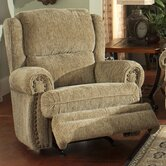 Bradford Chenille Wing Recliner