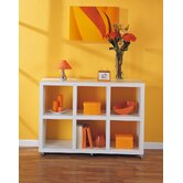Dawn Bookshelf in White