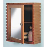Spa Medicine Cabinet in Teak