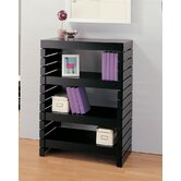 Devine Three Tier Shelf in Black